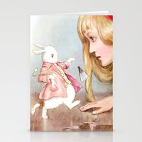 dorothy Stationery Cards featuring Dorothy by Artzology