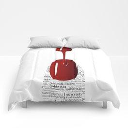 Fashionista Comforters