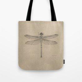 VIDA Tote Bag - DRAGONFLY by VIDA DaTaXY