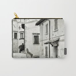 Italian street view 03 Carry-All Pouch