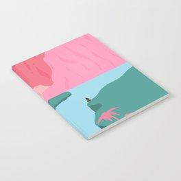 Girls' Oasis Notebook
