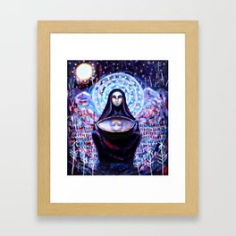 The Oracle (special edition) Framed Art Print