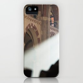 Basilique Saint Ambroise Milan iPhone Case