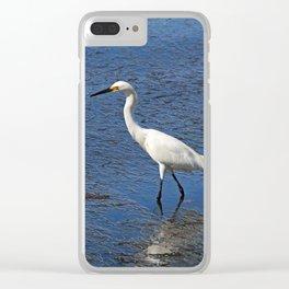 Sea Scoundrel Clear iPhone Case