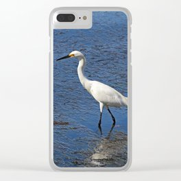 Sea Scoundrel Clear iPhone Case
