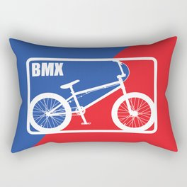 BMX Rectangular Pillow