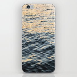 Water Texture iPhone Skin