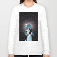 lsd Long Sleeve T-shirts featuring LSD by Mrs Araneae