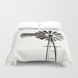 WINDMILL #3 Duvet Cover