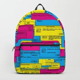 Designer Dialogues PS3 Backpack