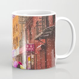 The Colors of Winter - New York City Coffee Mug