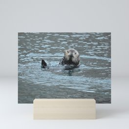 Sea Otter Fellow Mini Art Print