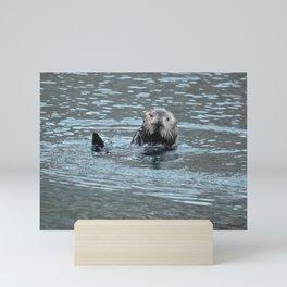 Sea Otter Fellow Mini Art Print