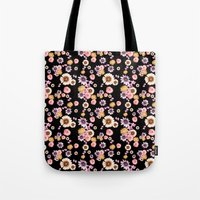 florence Tote Bags featuring Florence by Mligiacarvalho