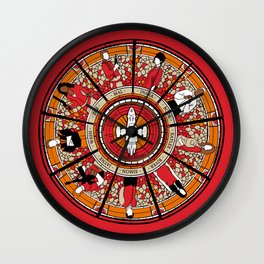 Cathedral of the Serenity Wall Clock