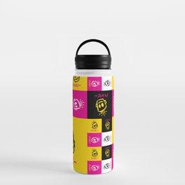 HAPPY Japanese Water Bottle
