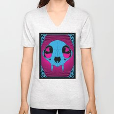 The Cats Meow Unisex V-Neck