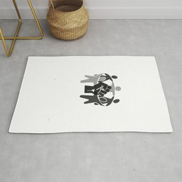BLM Humanity in Peace and Unity Rug