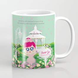 Ballet Girl Coffee Mug