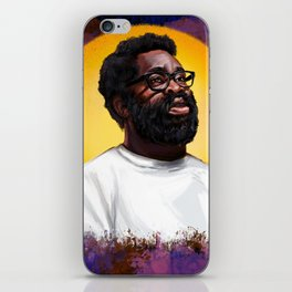 Optimistic Jaaahhhn iPhone Skin