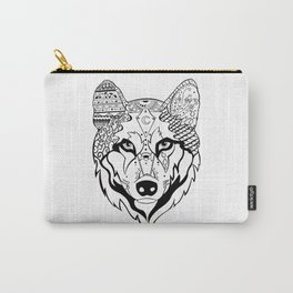 Sonya The Wolf Carry-All Pouch