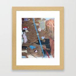 """""""Family History"""" Framed Art Print"""