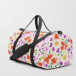 Spring days in Queensland Duffle Bag