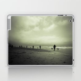 Zombie Apocalypse: The Beach Laptop & iPad Skin