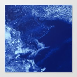 Ice Stars Canvas Print