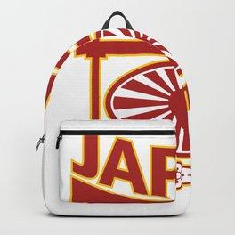 Japan 2019 Rugby Ball Pagoda Backpack