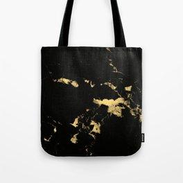 Black Marble #5 #decor #art #society6 Tote Bag