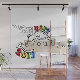 Fall Groupie 2017 Wall Mural