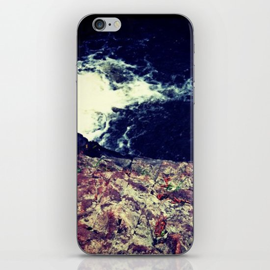 cliffface iPhone & iPod Skin