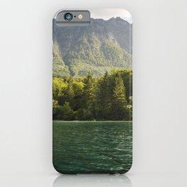 Bled lake, Slovenia iPhone Case