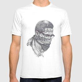 Malcolm Little T-shirt