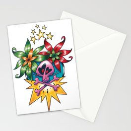 Tatouage de Mégane Stationery Cards