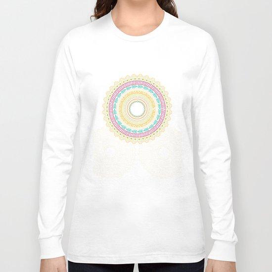 Aztec ornament Long Sleeve T-shirt