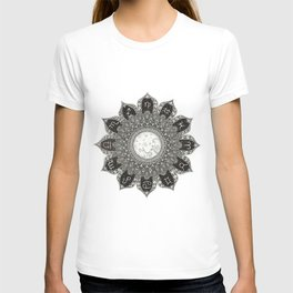 Astrology Signs Mandala T-shirt