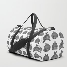 Bunny Butts - Black Palette Duffle Bag