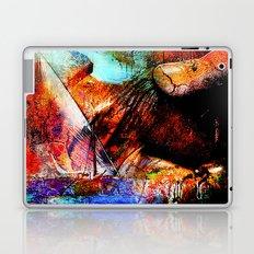 La Barca ( collaboration with the talented artist Agostino Lo coco) Laptop & iPad Skin