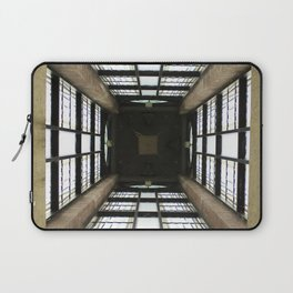 Inside the Clock Tower (day) Laptop Sleeve