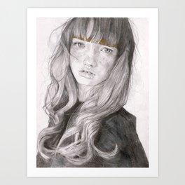 Amberley Art Print