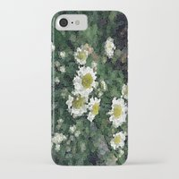 pushing daisies iPhone & iPod Cases featuring Pushing Daisies  by Little Krampus