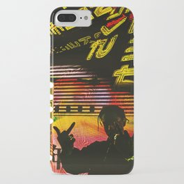 Long Live A$AP Rocky Fanmade Artwork iPhone Case