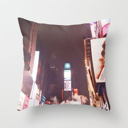 e l e c t r i c Throw Pillow