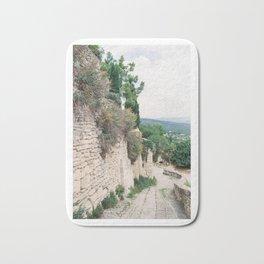 Gordes, Luberon - Alleys Bath Mat