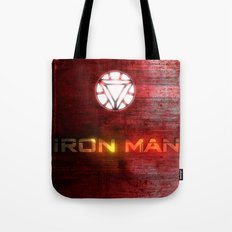 UNREAL PARTY 2012 AVENGERS IRON MAN FLYERS Tote Bag