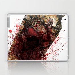 INTO THE PIT Fucking Blood Laptop & iPad Skin