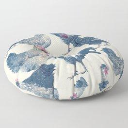CHICKEN Floor Pillow