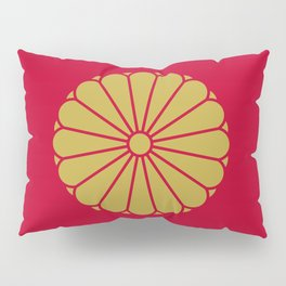 Imperial Standard of the Emperor of Japan Pillow Sham